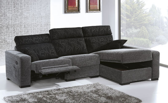SOFA CHAISELONGUE CHIPER