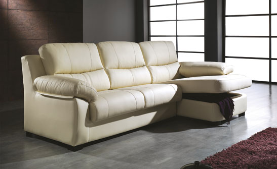 SOFA CHAISELONGUE HERES